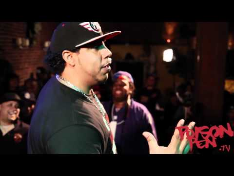 POISONPEN.TV PRESENTS PH VS DIRT BAG DAN | URLTV