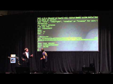 Seattle Science Festival 2012: Hackers - Part 4 of 5