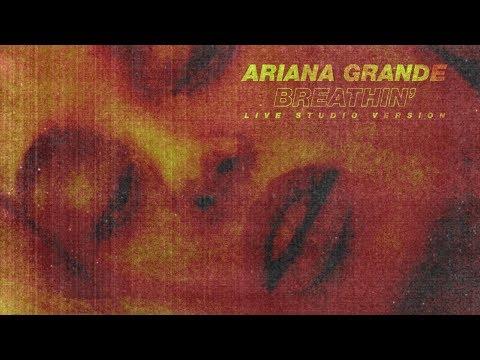 Ariana Grande-breathin (Live Studio Version w/ Note Change)