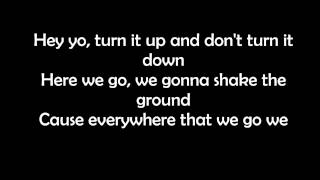 Scream and Shout - Will.i.am and Britney Spears Lyrics (CLEAN VERSION)