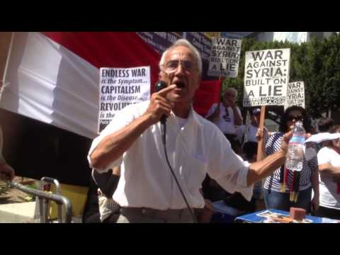 Syrian News-No New War For Empire Hands Off Syria New HD 720p