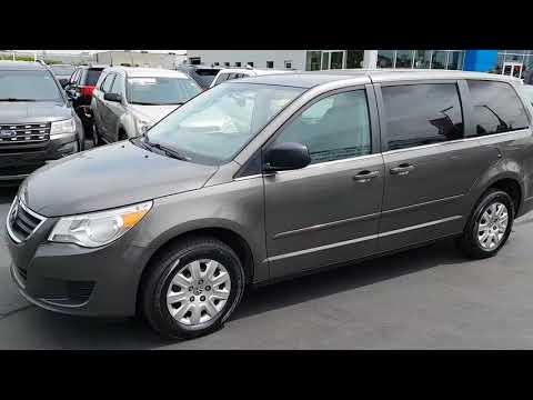 2010 VW Routan