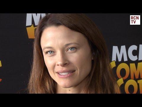 NCIS Jeanne Benoit - Scottie Thompson Interview