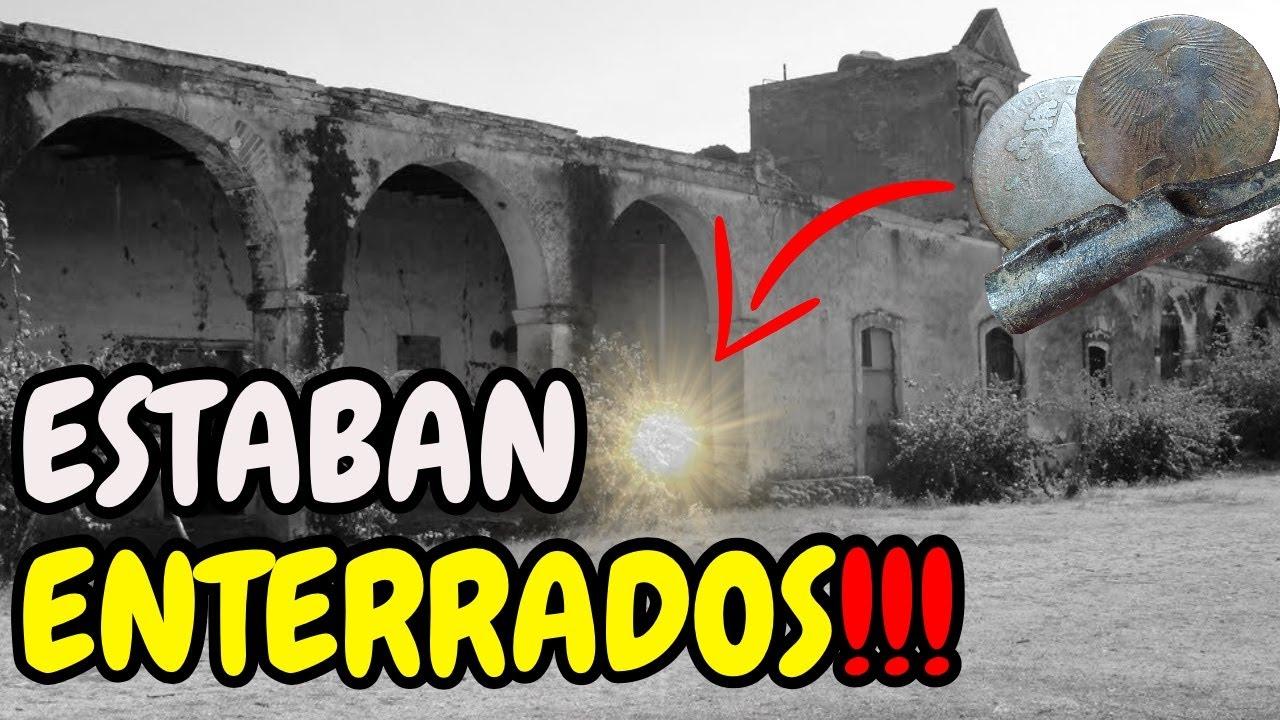 HALLAZGOS Fabulosos en RANCHO Antiguo con DETECTOR de Metales, Mexican Digger