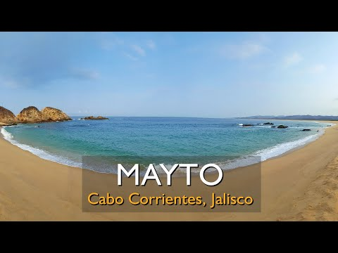 Check out Playa Mayto Beach in Cabo Corrientes Jalisco Mexico