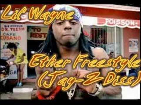 Lil Wayne - Ether Freestyle (Jay-Z Diss)