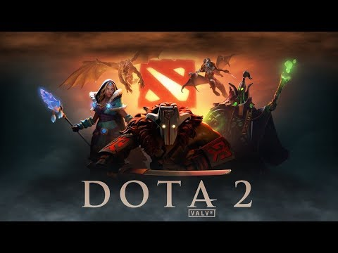 Playing DOTA 2 On Pocophone F1 Gaming Test/PC Games On Android 2018