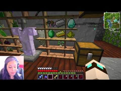 """""""FINDING A STRONGHOLD"""" SoS Minecraft Oasis 120"""