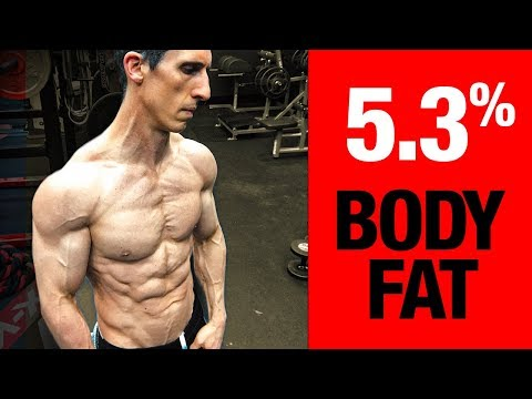 How To Get THIS Lean (YEAR ROUND!)