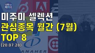 [단독] Special, 미주미 셀렉션. 관심종목 월간…