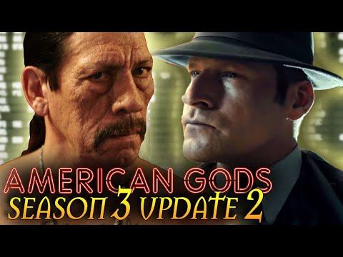 More American Gods Season 3 Casting News (Danny Trejo, Shango & Hinzelmann) More)