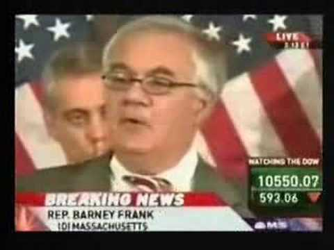 Barney Frank Bitch Slaps The Republicans