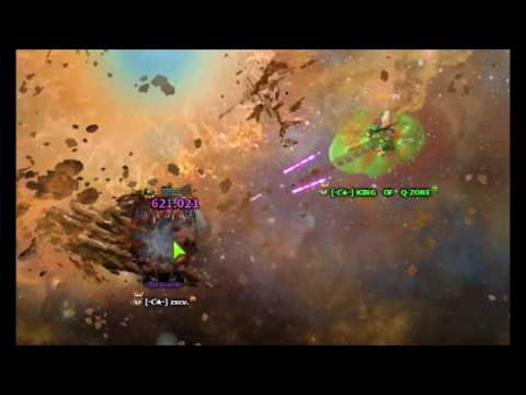 Darkorbit-Full 16 Level Prometheus Laser Damage Test