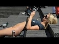 Sexy Best Funny CRAZY sex prank on the street (GONE SEXUAL) funny video-funny fails-top pr