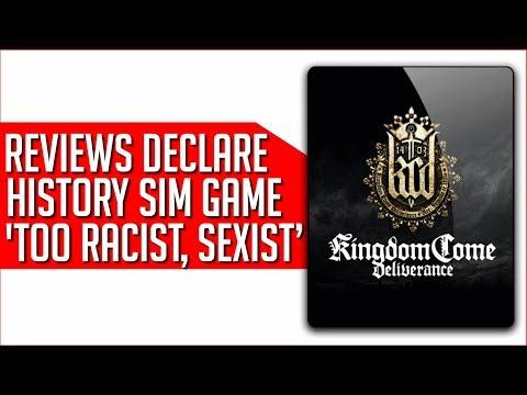 Mainstream Press Goes Full SJW on Kingdom Come: Deliverance