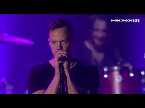 Imagine Dragons - With Or Without You, Live (lyrics english/español)