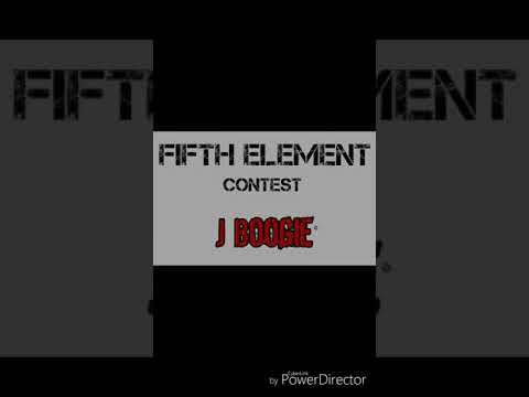 Fifth Element open collab contest #J Boogie of Elkhart