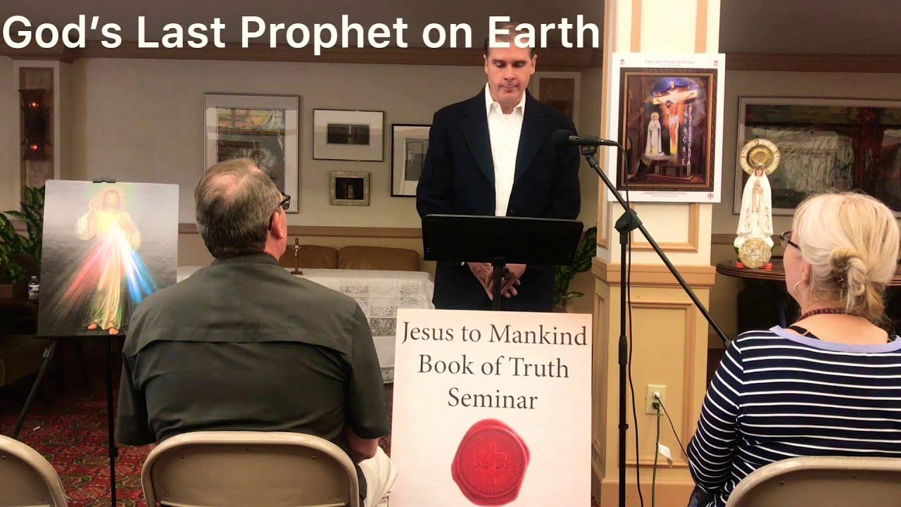 Dr K. Bowring, théologien : Qui est l'Antichrist ? – La Voix de Dieu  Magazine