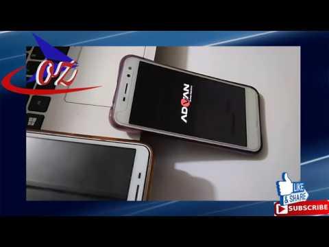 Cara Melakukan Factory Reset di Ponsel Advan Vandroid i5E 4G LTE