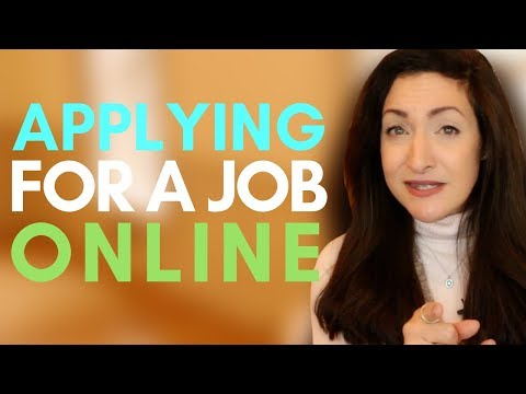 How To Apply For A Job Online (And ACTUALLY Get An Interview