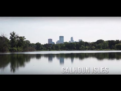 Calhoun-Isles Neighborhood, Minneapolis, MN Real Estate - 14 Moves Neighborhood Video