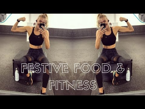 Festive Family Vlog | Vegan Mince Pie Recipe, Full Body Workout & What I Eat In A Day