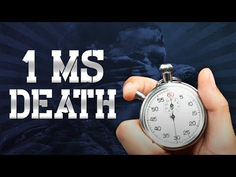 1 MILLISECOND DEATH IN  COD:GHOSTS (MUST WATCH)