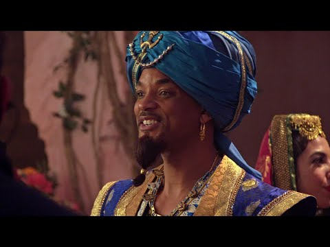Jo Jo - Will Smith Doing His Thing As The Genie!