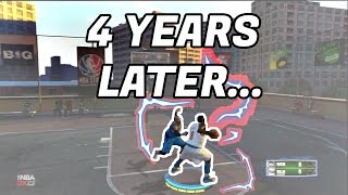 THE SAME GAMEPLAY 4 YEARS LATER!!!?? (NBA 2K13 - NBA 2K18)