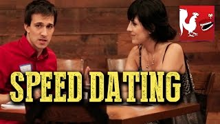 The Speed Dating Challenge - SOCIAL DISORDER