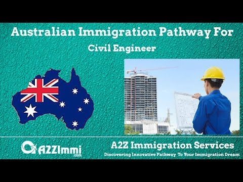 Civil Engineer | 2020 | PR / Immigration Requirements For Australia