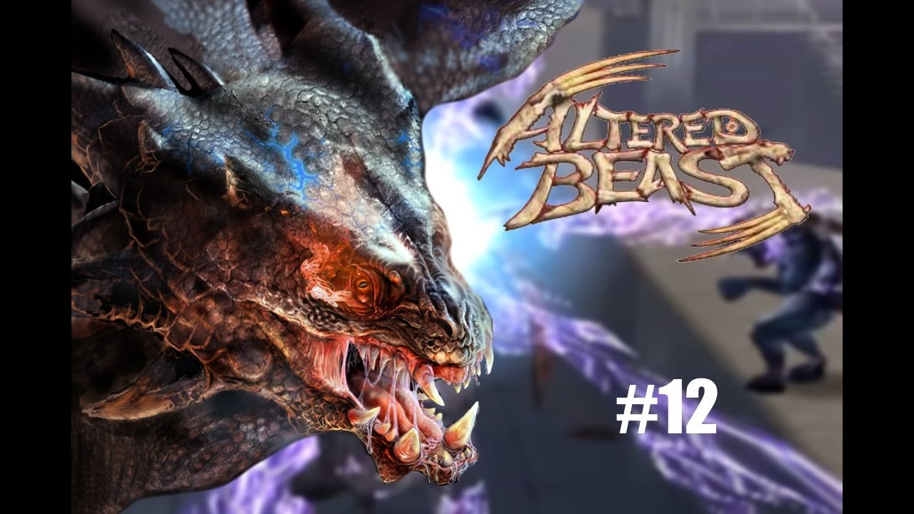 Project Altered Beast #12 True Power
