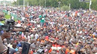 Mali : Une marée humaine mobilisée à Bamako contre la révision constitutionnelle [Reportage]
