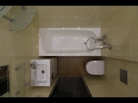 Ремонт ванной комнаты под ключ в Москве, цены и фото от