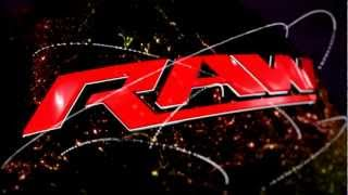 WWE RAW 2012 Theme Song - Tonight is the Night FULL NO LOOP!!!!!
