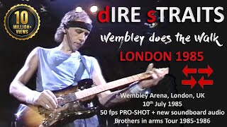 Dire Straits — 1985 — Live at Wembley, London [50 fps]