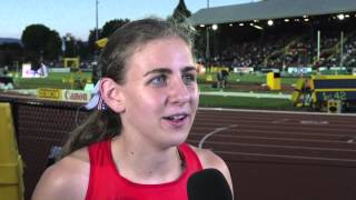 IAAF World Junior Championships 2014 - Mary CAIN USA 3000m Women Gold