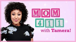 WEB EXCLUSIVE: Tamera Answers a Mom 411 on Booty Shorts!