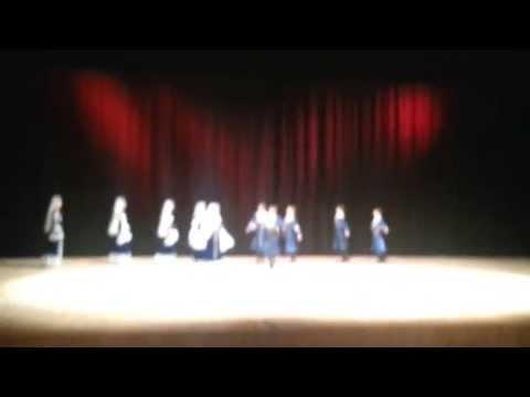 ABAZA-1 (Abhazya Devlet Halk Dansları Çocuk Grubu)  [Beylikdüzü 22.04.2013]