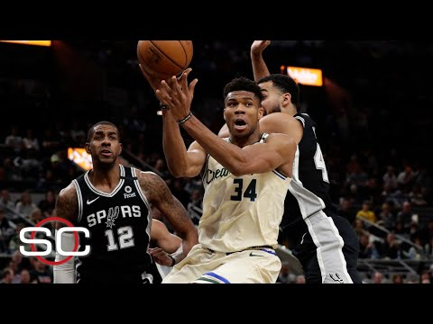 The Spurs Exposed A Weakness In Giannis' Game - Tim Legler | SportsCenter