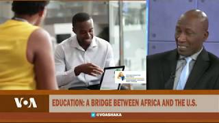 Education: A Bridge between Africa and the United States - Straight Talk