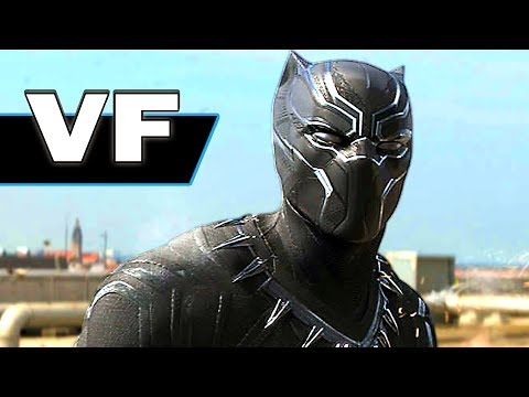 BLACK PANTHER streaming VF du Film (Marvel, 2018)