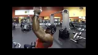 Back Workout - True Pain Work Outs