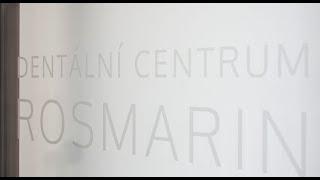 Dentální centrum Rosmarin - Vstupní prohlídka (stručně/rychle)