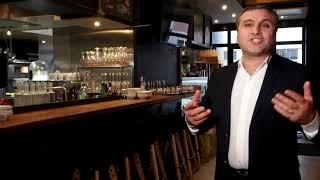 Итальянцы во Франции Реклама итальянского ресторана