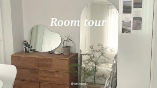 [Room tour] 7평 원룸 룸투어 • 화이트우드인…