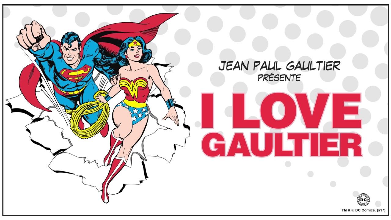 Paul Limited Wonderwomanamp; Edition Jean Superman Gaultier 1TFu5J3clK