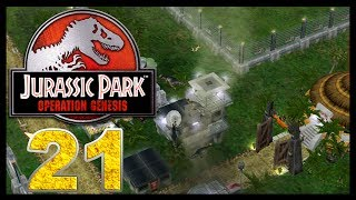Jurassic Park: Operation Genesis - Episode 21 - Tornado Disaster