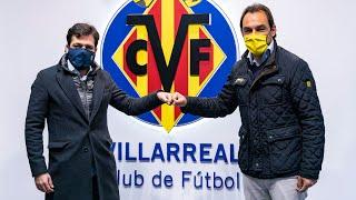 Miguel Ángel Tena, nuevo director de fútbol del Villarreal CF