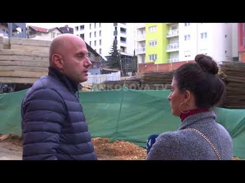 Prishtine, shembet dheu e rrezikohen shtepite - 09.12.2017 - Klan Kosova